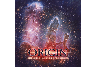 Origin - Abiogenesis-A Coming Into Existence (Black LP) - (Vinyl)