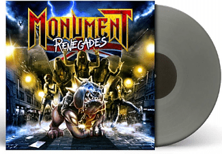 Monument - Renegades (Ltd.Silver Vinyl)  - (Vinyl)