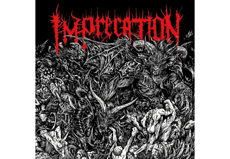 Imprecation - DAMNATIO AD BESTIAS - (Vinyl)