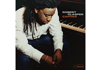 Robert Glasper - Canvas - (Vinyl)
