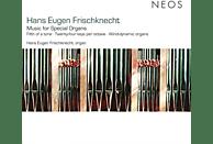 Hans Eugen Frischknecht - Music For Special Organs [CD]