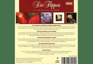 Die Flippers - 5 Original Alben  - (CD)
