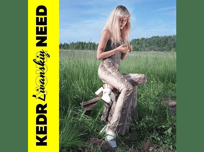 Kedr Livanskiy - Your Need (Ltd Neon Yellow Vinyl LP) [LP + Download]