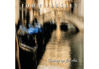 John Illsley - Coming Up For Air - (CD)