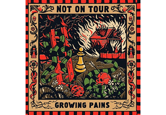 Not On Tour - Growing Pains  - (CD)