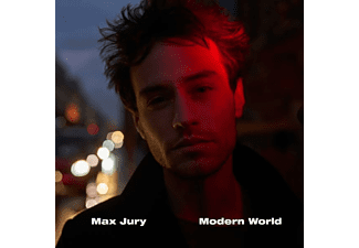 Max Jury - Modern World (Black Vinyl+MP3)  - (Vinyl)