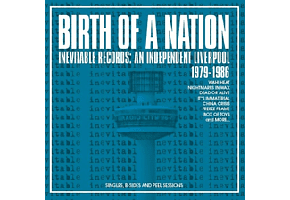 VARIOUS - Birth Of A Nation - Inevitable Records: An Independent Liverpool (1979-1986) - (CD)