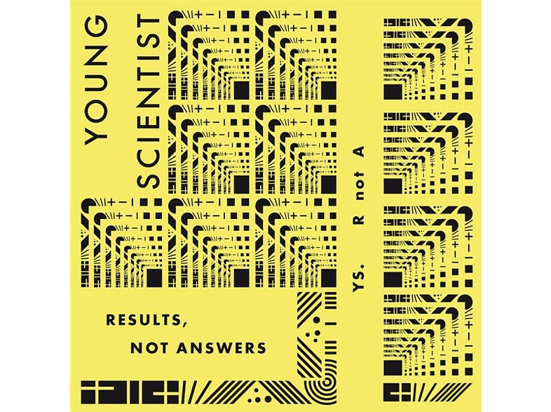 Young Scientist - Results,Not Answers [CD]