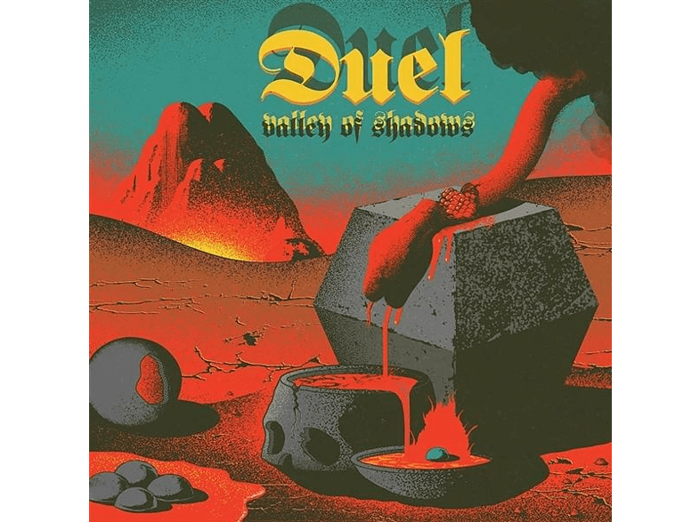 Duel - Valley Of Shadows [CD]