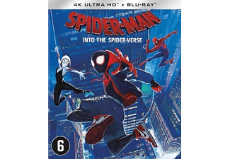 Spider-man - Into The Spider-verse | 4K Ultra HD Blu-ray