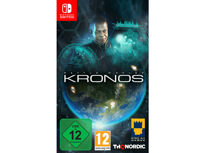 Battle Worlds Kronos [Nintendo Switch]