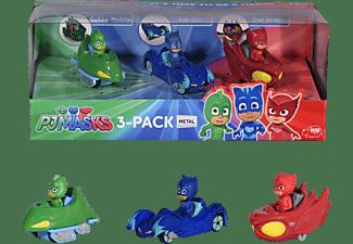 DICKIE TOYS PJ Masks 3-Pack Spielzeugauto Mehrfarbig