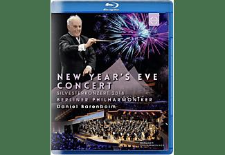 Berliner Philharmoniker - Silvesterkonzert 2018 aus Berlin  - (Blu-ray)