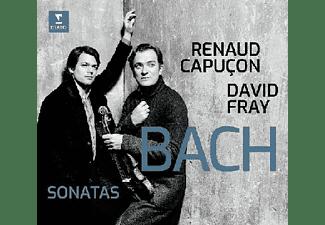 Renaud Capuçon & David Fray - Bach: Sonatas - CD