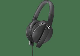 SENNHEISER HD 300, Over-ear Kopfhörer Schwarz