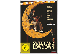 Sweet and Lowdown - (DVD)