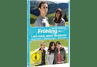 Frühling - Lieb mich,wenn du kannst DVD