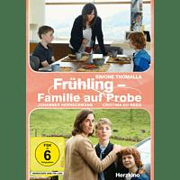 Frühling - Familie auf Probe [DVD]