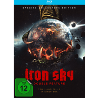 Iron Sky - Double Feature - Teil 1 und 2 [Blu-ray]