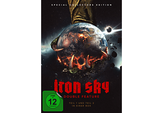 Iron Sky - Double Feature - Teil 1 und 2 DVD
