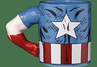 Captain America Tasse 3D Arm