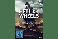 Hell on Wheels - Staffel 5 [DVD]