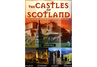 The Castles Of Scotland - (DVD)