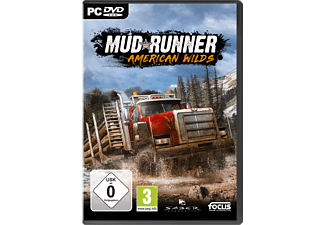 MudRunner American Wilds Edition - PC