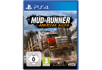 MudRunner American Wilds Edition - [PlayStation 4]