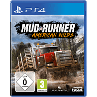 MudRunner American Wilds Edition [PlayStation 4]