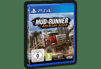MudRunner American Wilds Edition - [PlayStation 4]