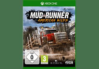 MudRunner American Wilds Edition - [Xbox One]