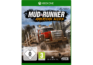 MudRunner American Wilds Edition - Xbox One