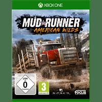 MudRunner American Wilds Edition [Xbox One]