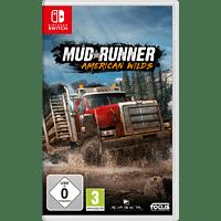MudRunner American Wilds Edition [Nintendo Switch]