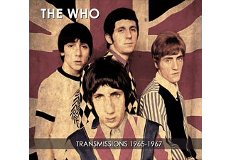 The Who - Transmissions 1965-1967 CD