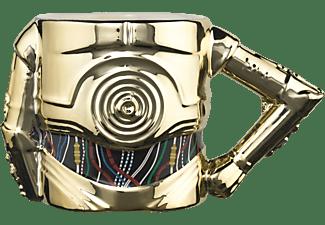 C3PO Tasse 3D Torso