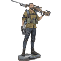 UBI COLLECTIBLES TOM CLANCY'S – THE DIVISION 2: BRIAN JOHNSON FIGUR Actionfigur, Mehrfarbig