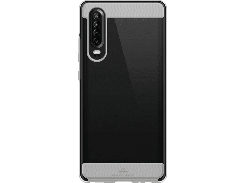BLACK ROCK Air Robust , Backcover, Huawei, P30, Polycarbonat, Thermoplastisches Polyurethan, Transparent