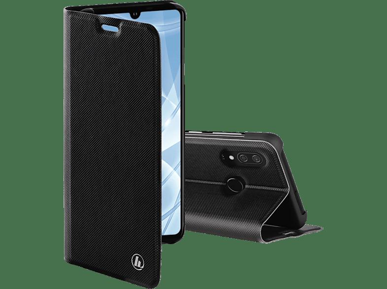 HAMA Slim Pro , Bookcover, Huawei, Y7 (2019), Polyurethan, Schwarz