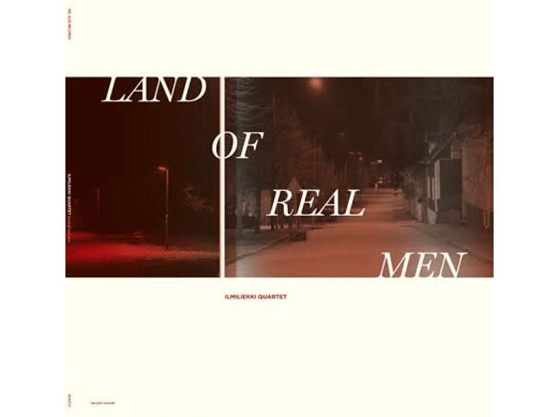 Ilmiliekki Quartet - Land Of Real Men [Vinyl]