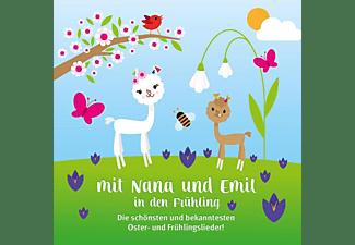 VARIOUS - Nana und Emil freuen sich auf den Frühling  - (CD)