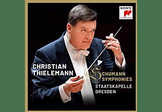Staatskapelle Dresden - Schumann Symphonies  - (CD)