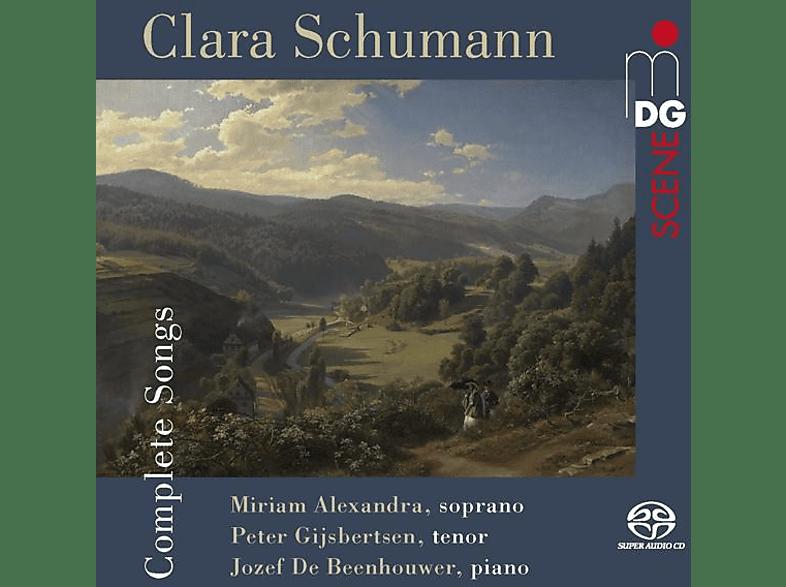 Miriam Alexandra, Peter Gijsbertsen, Jozef De Beenhouwer - Sämtliche Lieder (in Originaltonart) [SACD]
