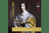 Gianluca/ensemble Concer Luisi - Streichquint.op.33 & 74,Klavier-Quint.& Sextett [CD]