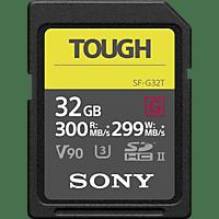 SONY SDHC Tough 32GB Class 10 UHS-II U3, SDHC Speicherkarte, 32 GB, 300 MB/s