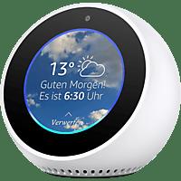 AMAZON Echo Spot Smart Speaker, Weiß