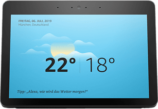 AMAZON Echo Show (2. Gen.) schwarz