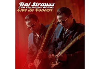 Kai & The Electric Blues All Stars Strauss - Live In Concert  - (CD)