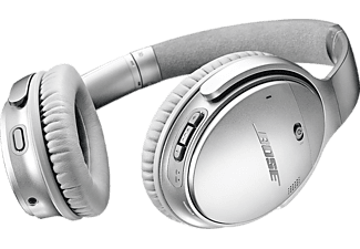 BOSE QuietComfort 35 II - Casque Bluetooth (Over-ear, Argent)